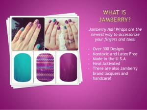 What Are Jamberry Nails